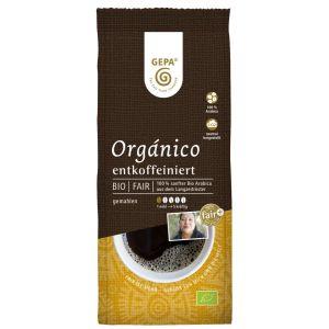 Bio Café Orgánico, gemahlen, entkoffeiniert