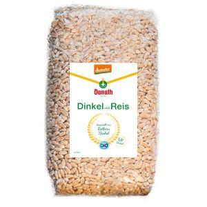 Demeter Dinkel wie Reis