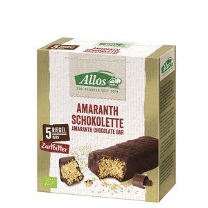 Amaranth Schokolette-Zartbitter 5er Pack