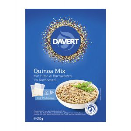 Quinoa Mix Hirse Buchweizen im Kochbeutel 250g