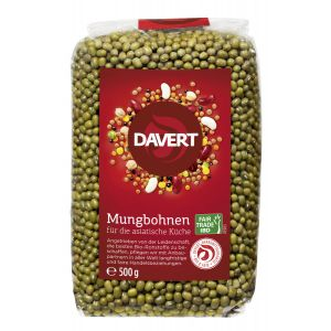 Mungbohnen Fair Trade IBD 500g