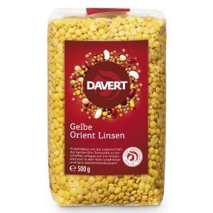 Gelbe Orient Linsen 500g