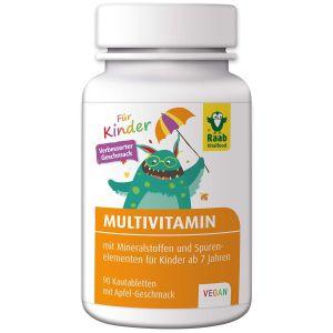 Vitamin Multivitamin für Kinder ''Apfel''