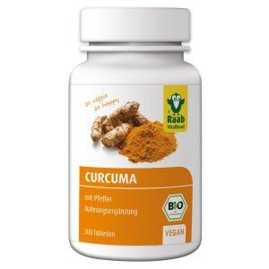 Bio Curcuma Tabletten, 300 Tabletten à 300 mg