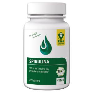 Spirulina (Mikroalgen) 200 Tabletten