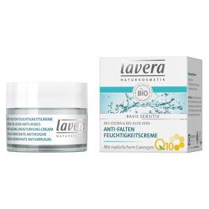 basis sensitiv Anti-Falten Feuchtigkeitscreme Q10