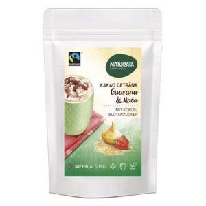 NATURATA Kakao Getränk mit Guarana & Maca