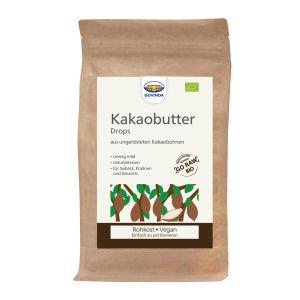 Kakaobutter, Rohkostqualität