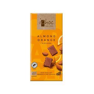 Almond Orange - Rice Choc