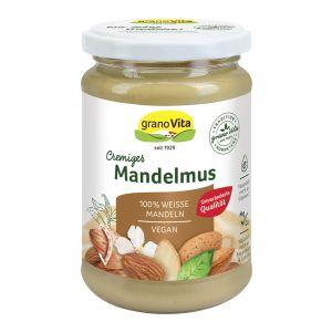 Cremiges Mandelmus