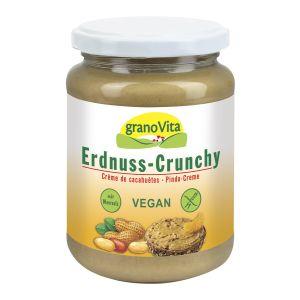 Erdnuss-Crunchy, Knackig, Vegan