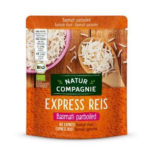 Express Reis Basmati Parboiled BIO