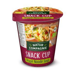 Snack Cup Veggie Noodle Soup