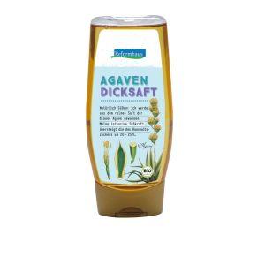 Bio Agaven-Dicksaft im Spender, 100% Agave