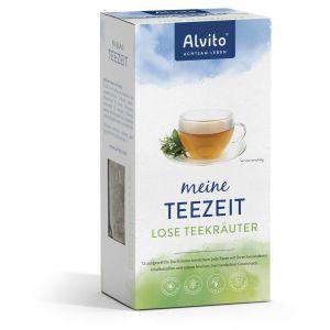 Alvito TeeZeit - loser Kräutertee