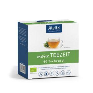 Alvito TeeZeit - Kräutertee im Teebeutel