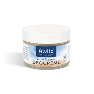 Alvito - basische DeoCreme