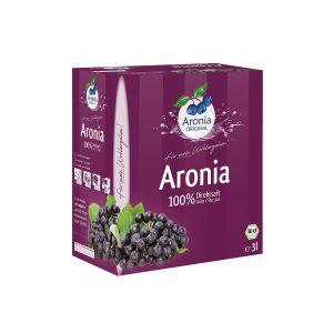 Bio Aronia 100% Direktsaft 3l