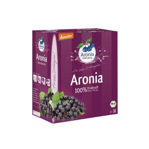demeter Aronia Direktsaft 3l