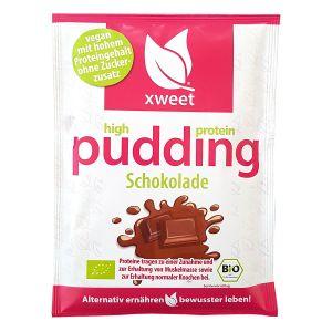 bio proteinpudding schokolade