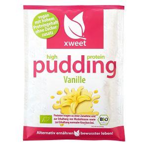 bio proteinpudding vanille
