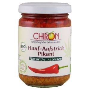 Hanfaufstrich Pikant