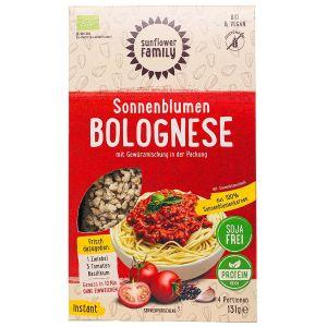 """SonnenblumenHACK """"Bolognese"""": Sonnenblumenhack mit Gewürzmischung in der Packung"""