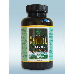Ivarssons Hawaiian Spirulina 250 Tabl. à 400 mg