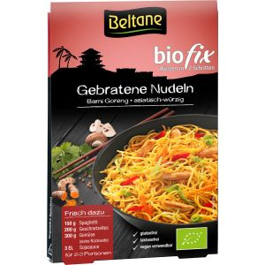 Beltane Biofix Gebratene Nudeln, vegan, glutenfrei, lactosefrei