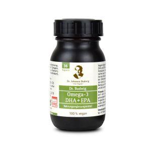 Dr. Budwig Omega-3 DHA + EPA