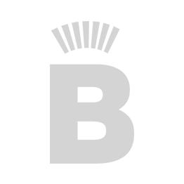 Bio Gerstengras-Pulver 80 g. in Violett Glas