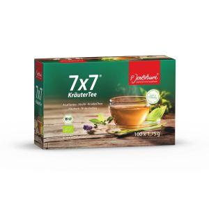 7x7 KräuterTee BIO Filterbeutel