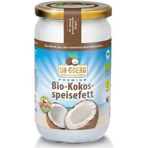 Dr. Goerg Premium Bio-Kokosspeisefett