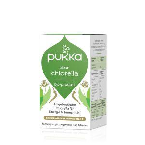 Clean Chlorella 150 Tabletten Bio