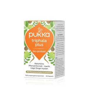 Triphala Plus 60 Vegetarische Kapseln Bio