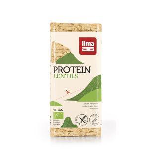 Protein Waffeln Linsen