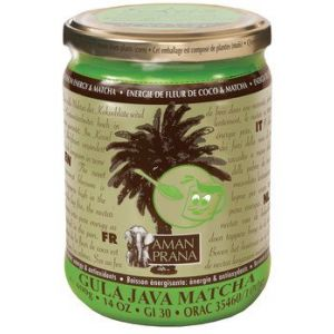 Gula Java Kokosblüten Zucker & Matcha (gemahlener Grüntee)