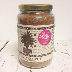 Gula Java Kokosblüten Zucker Brut grob gemalen