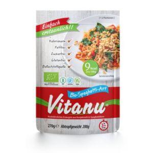 Vitanu Bio-Spaghetti-Art (aus Konjakmehl)