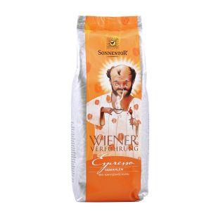Espresso Kaffee gemahlen Wiener Verführung®, Packung