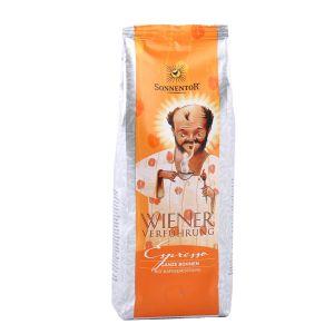 Espresso Kaffee ganze Bohne Wiener Verführung®, Packung