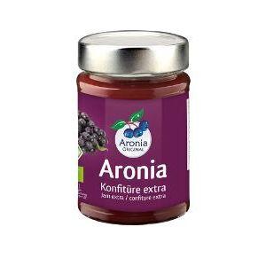 ARONIA ORIGINAL Aronia Konfitüre extra 225g Bio FHM