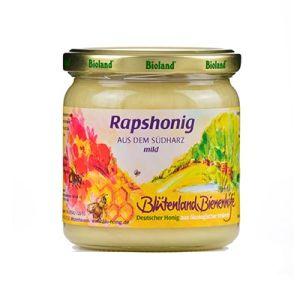 BLÜTENLAND BIENENHÖFE Rapshonig, Deutscher Bioland-Honig