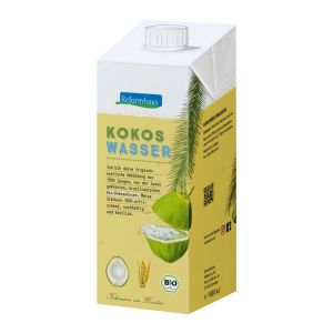 REFORMHAUS Kokoswasser bio