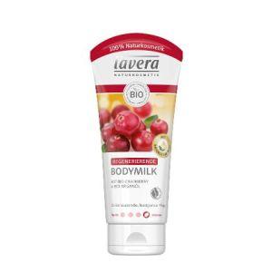 LAVERA Regenerierende Bodymilk Bio-Cranberry & Bio-Arganöl