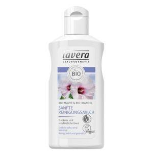 LAVERA Sanfte Reinigungsmilch Bio-Malve