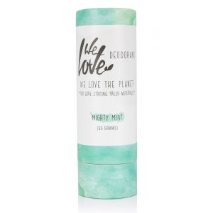 WE LOVE THE PLANET We Love The Planet - natürlicher Deo-Stick - Mighty Mint