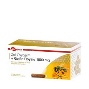 WOLZ Zell Oxygen + Gelee Royale 1000mg