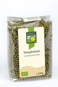 BOHLSENER MÜHLE Mungbohnen