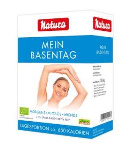 NATURA BIO  Bio Mein Basentag